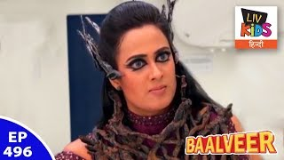 Baal Veer - बालवीर - Episode 496 - Angry Maha Bhasma Pari