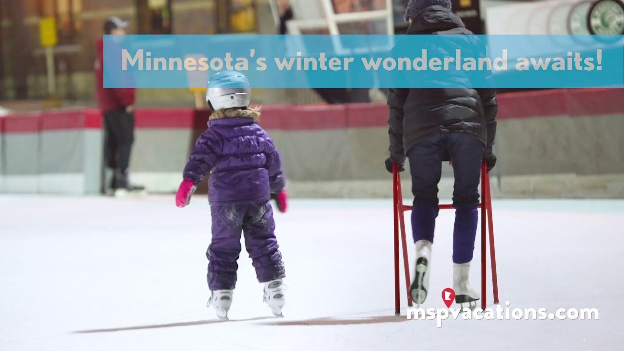 Happy Holidays in Minneapolis - Saint Paul
