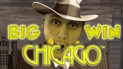 BIG WIN!!!! Chicago - Casino Games - bonus round (Casino Slots)