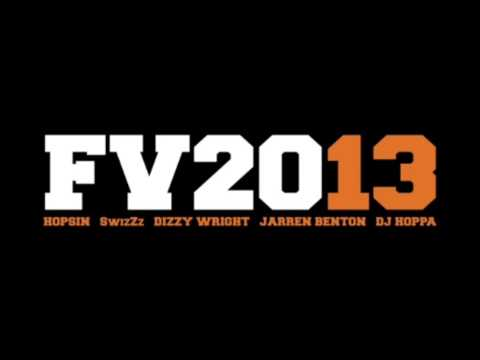 Jarren Benton ft. Aleon Craft & Dizzy Wright - Half Ounce, Quarter Pound