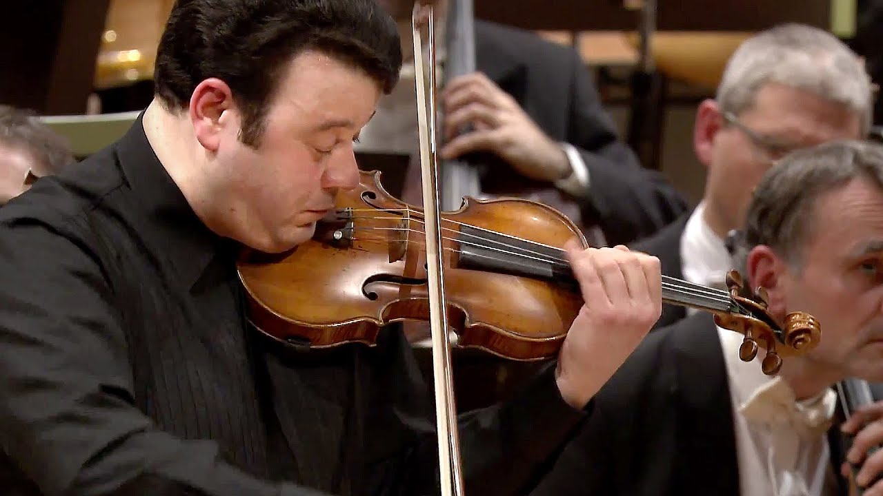 Artwork representing Vadim Gluzman plays Prokofiev