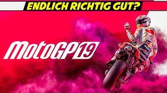 MotoGP 19: Endlich richtig gut? | Moto GP 2019 im First Look Test