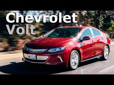 Chevrolet Volt 2016 a prueba