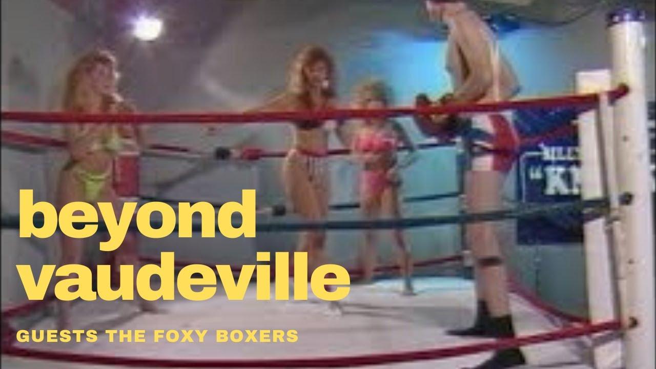 oben ohne foxy boxing girls