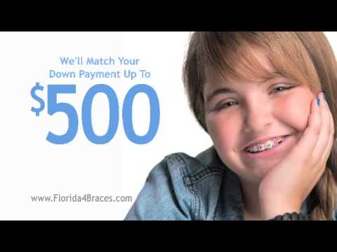 Braces Special at Orthodontic Specialists of Florida!