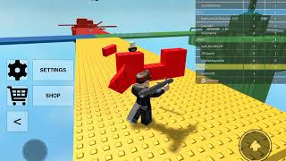 Playing ROBLOX with diesel