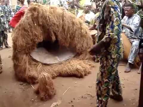 Zangbeto, magia bruxaria real, materialização, Benim, Togo, Sene   Zangbeto miracle Porto Djassin