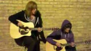 We The Kings - Check Yes Juliet (acoustic)