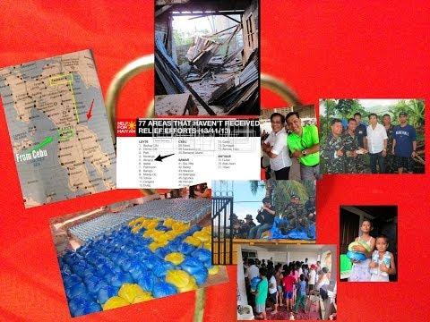 Typhoon Haiyan-Abuyog,Leyte: How 1 Family Saved Lives