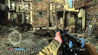 Medal of Honor: Airborne - 21 - Operation Market Garden - Knock Out Roving Tiger Tank
