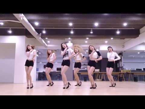 LABOUM(라붐) - 'Hwi hwi (휘휘)' dance practice ver.