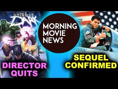 Top Gun 2 CONFIRMED, Director Doug Liman quits Justice League Dark