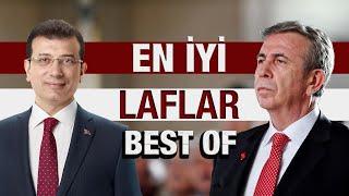 Best of İmamoğlu ve Mansur Yavaş! EN İYİ LAFLAR DERLEMESİ!