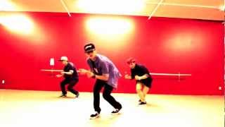 USHER - SCREAM CHOREOGRAPHY BY ISIAH MUNOZ
