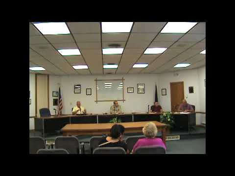 Rouses Point Village Board Meeting  7-16-18