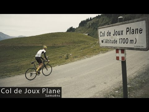 Col de Joux Plane (Samoëns) - Cycling Inspiration & Education