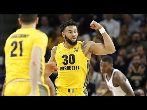 Marquette Courtside - Marquette dispatches DePaul 92-73