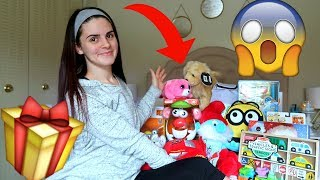 WHAT MY TODDLER GOT FOR CHRISTMAS 2018!
