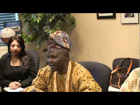 His Royal Majesty- Oba Emmauel Adebayo of Emure Ki...