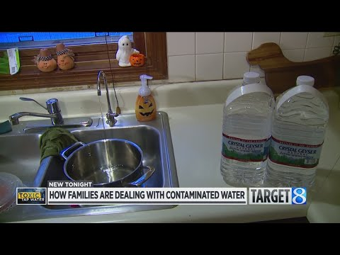 Parents: How will tainted water affect daughter's future?