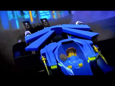Lego Ninjago - After the blackout