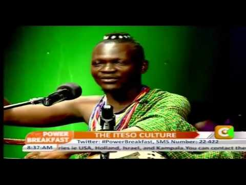 Power Breakfast - The Iteso Culture With Artiste, Daniel Okiror