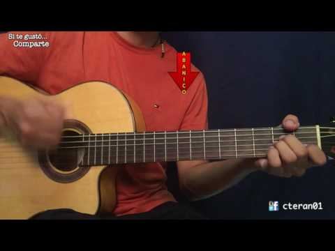 Rasgueo Merengue Colombiano - Tutorial Guitarra