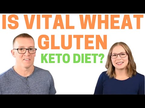 KETO TIPS | Is Vital Wheat Gluten Keto Diet Friendly?? | Keto Q&A with Health Coach Tara & Jeremy
