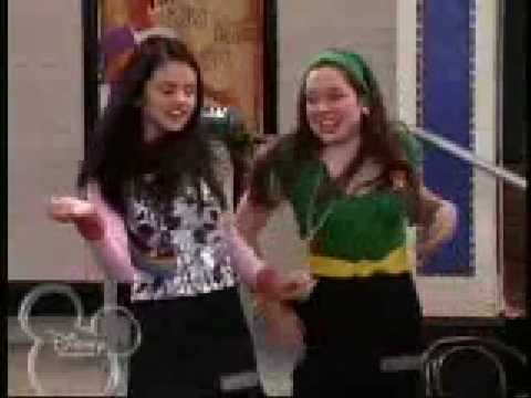 Crazy Funky Hat Song - Wizard Of Waverly Place