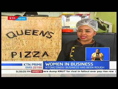 The Pizza business |Women in Business