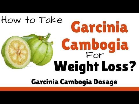 Garcinia Cambogia Dosage -How Much Garcinia Cambogia Should You Take?