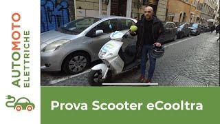 Gambar cover eCooltra Electric Scooter Sharing - la nostra prova