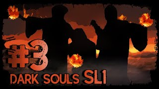 Dark Souls la lag di Queelag e i Ponti Biricchini Gameplay Ita (SL1run - Ep.3)