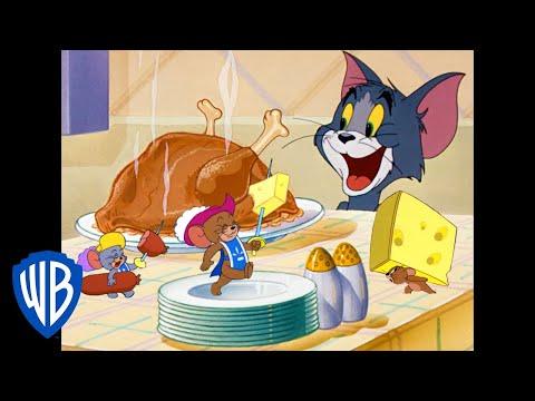 Том и Джерри | Классический мультфильм | WB Kids