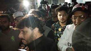Salman khan bouncer hitting small kids and sir waris Pathan help us bandeau west