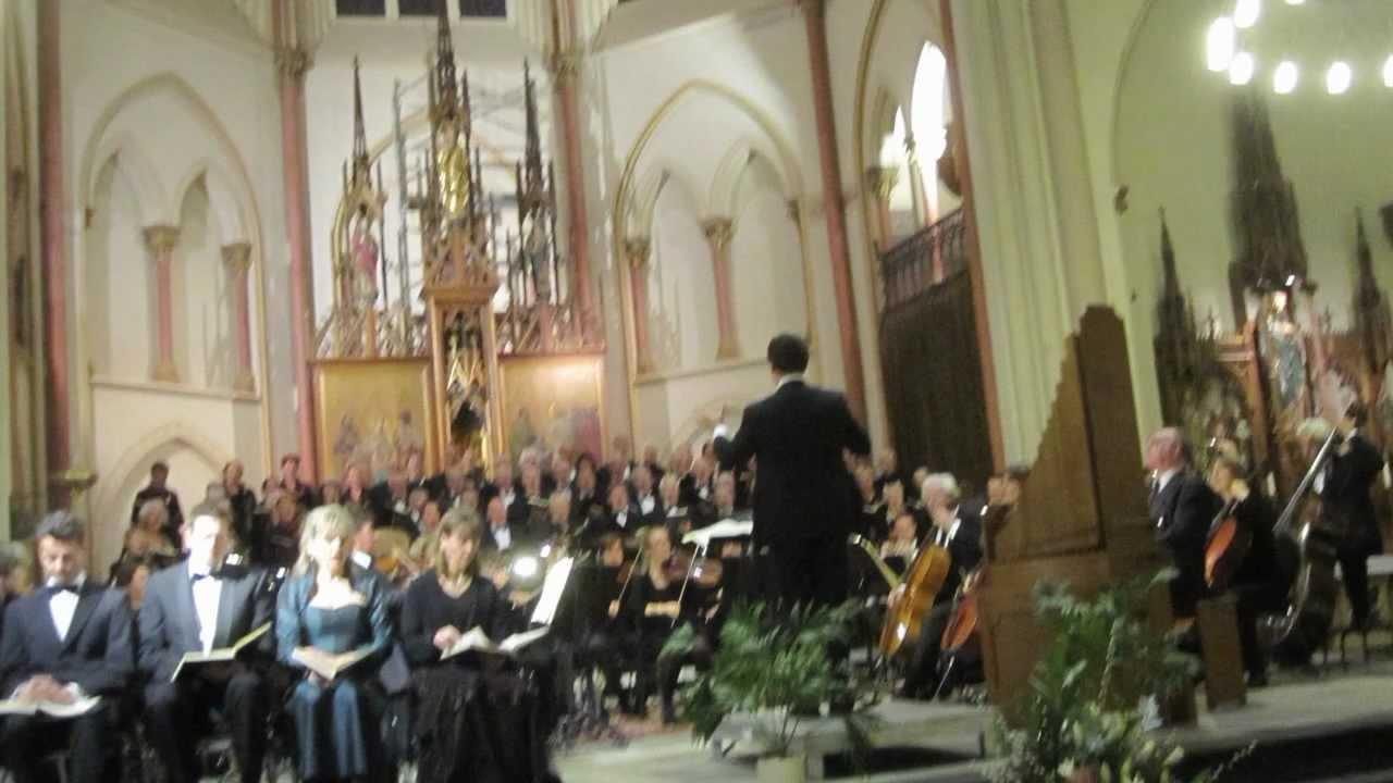 Bach, J.S. Weihnachtsoratorium BWV 248 II - Concertkoor Rijswijk 9 december 2011