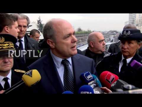 France: Interior Minister Le Roux visits police in Paris suburb amid ongoing unrest