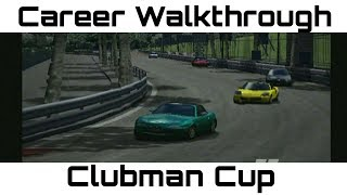Gran Turismo 3 A-Spec Career Walthrough Part 2: Clubman Cup