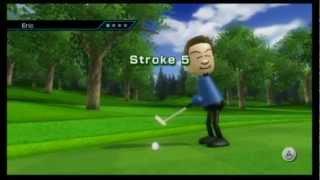 Man VS Boy: Episode 13 (Wii Sports - Golf)