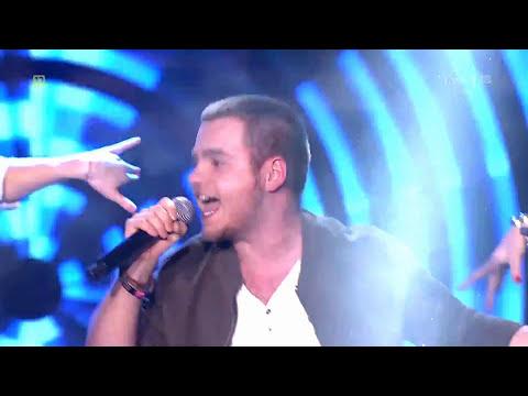 Olaf Bressa - You Look Good / występ na żywo / Krajowe Eliminacje do Eurowizji 2017