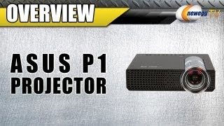 Newegg TV: ASUS P1 LED DLP Ultra-light HD Portable Projector Overview