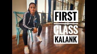 First Class - Kalank | Dance Choreography | Varun Dhawan Alia Bhatt