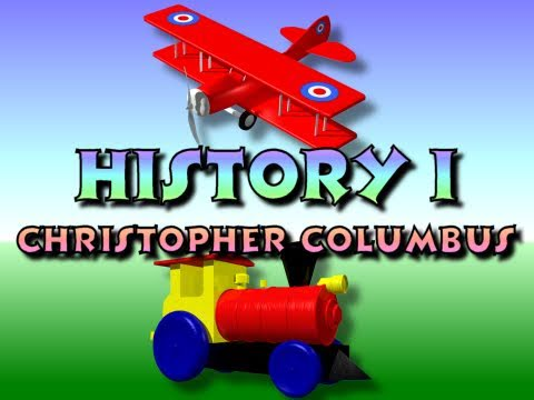 Childrens History 1 Christopher Columbus Youtube