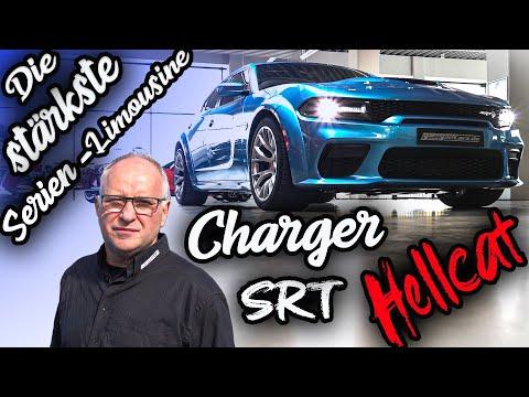 Geigercars - Die Stärkste Serien-Limousine! DODGE CHARGER SRT HELLCAT WIDEBODY DAYTONA 2020