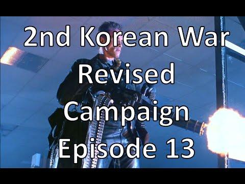 Wargame Red Dragon - 2nd Korean War - Revised Campaign Mod - Episode 13