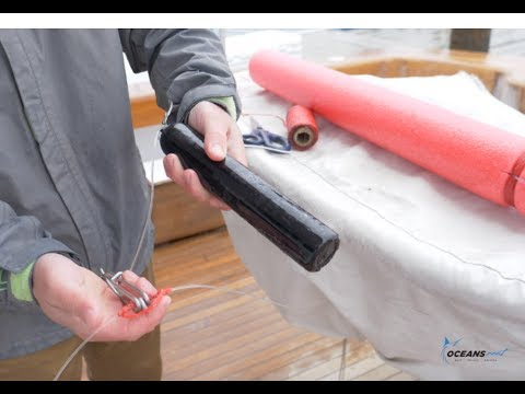 How To Tie A Loop For Float Rig Or Weight For Swordfishing Fishing Rig