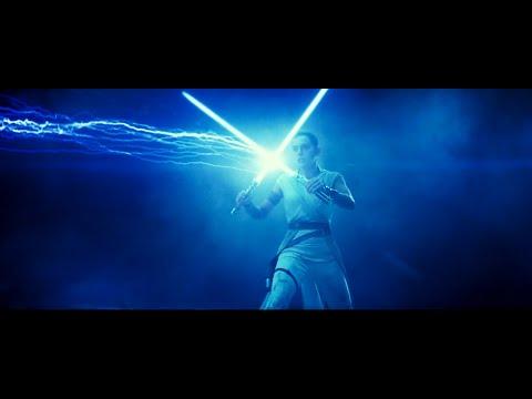 Звездные войны 9: Скайуокер.Восход. Рей против Палпатина. ФИНАЛЬНАЯ битва