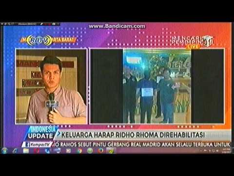 KELUARGA BERHARAP RIDHO RHOMA DIREHABILITASI