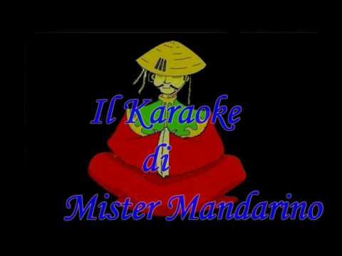 Marco Masini  -  Cantano i ragazzi   ( Karaoke italiano  - Fair Use )