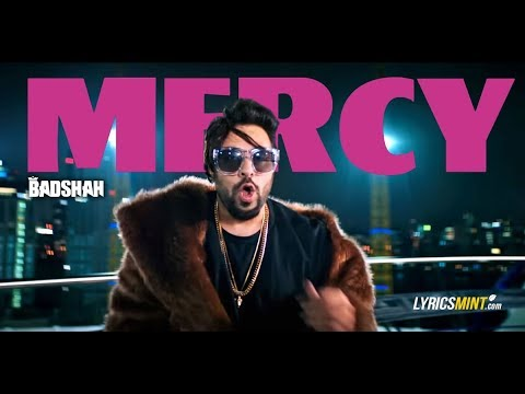 Mercy - Badshah | Lyrics Music Video | Bollywood Pop Songs | Latest Hit Song 2017 By Lyrical Music